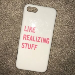 KYLIE JENNER iPhone 7/8 case
